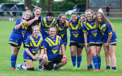 Girls Rugby League Teams